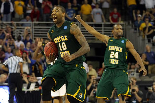 NCAA Scores 2012: Ranking Friday's Best Early Matchups