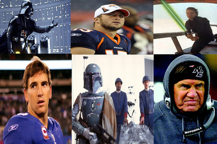 20 NFL Players as Star Wars Characters