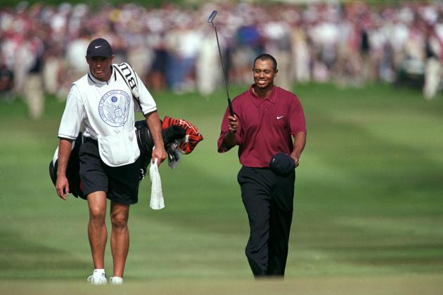 Tiger Woods: 20 All-Time Greats We'd Have Loved to See Go Toe-to-Toe with Tiger