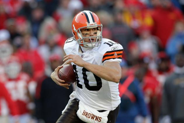 NFL Draft 2012: 7 Scenarios for the Cleveland Browns at Picks 22 and 37