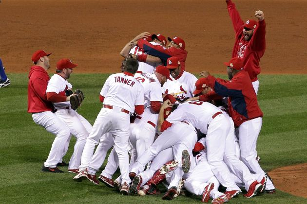 MLB Predictions 2012: Breaking Down NL Playoff Field