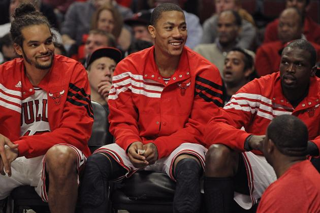 Grading the Bulls' Starting 5 Heading into the Stretch Run of the Season