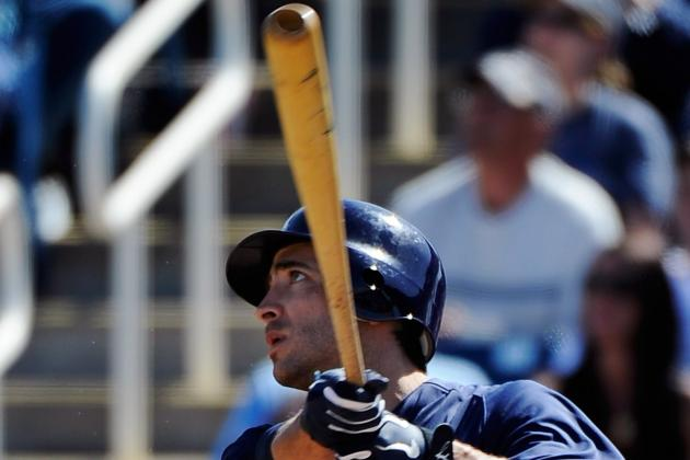 Fantasy Baseball 2012: Outfield Rankings (20-1)