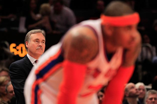 Carmelo Anthony and the Most Notorious Coach Killers in Sports History