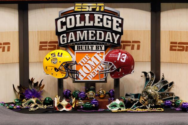50 Reasons Why College Football's Postseason Still Beats March Madness
