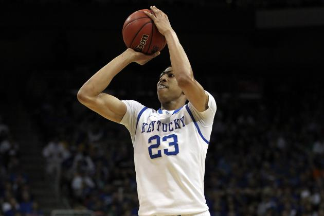 NBA Draft 2012: Ranking Potential Rookie of the Year Candidates