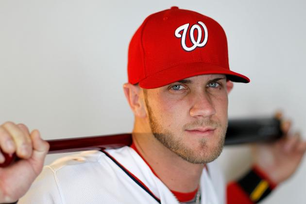 Bryce Harper: 10 Things He Needs to Prove to Be in the MLB by the All-Star Break
