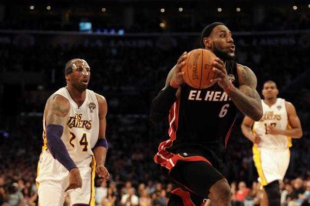 NBA History: 5 Players to Compare LeBron to