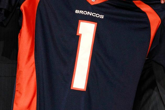 Denver Broncos 2012 Mock Draft: 7-Round Predictions