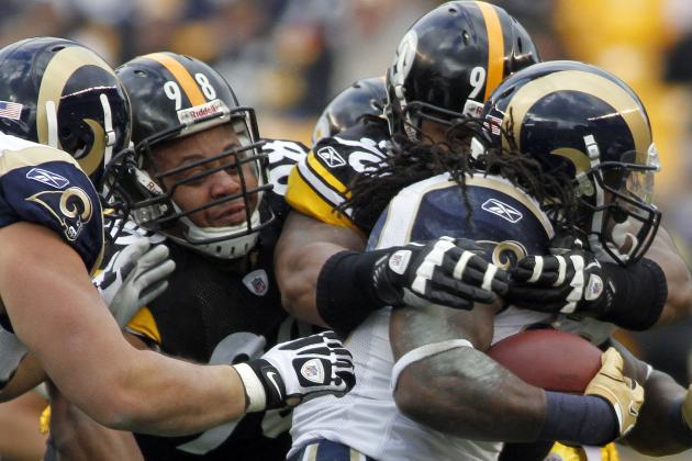 Pittsburgh Steelers: 5 Key Veterans Who'll Take a Backseat in 2012