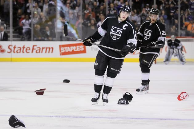 NHL Trade Rumors: 5 Possible Destinations for Dustin Brown