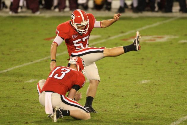 Ranking the Top 10 Punters and Kickers in the 2012 NFL Draft