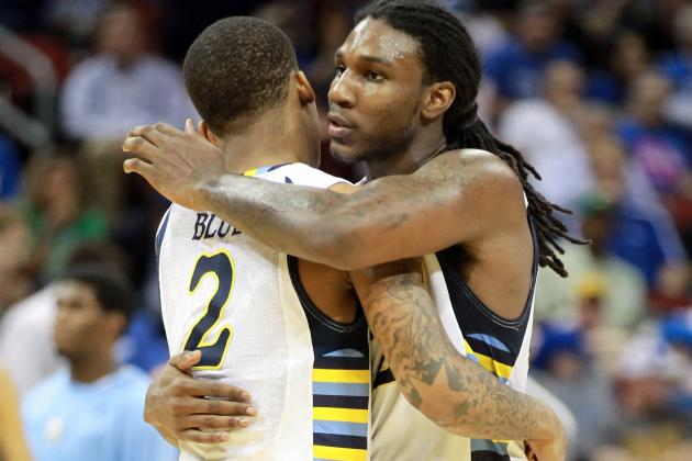 NCAA Tournament 2012: Ranking the Sweet 16 Matchups