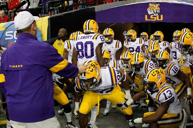 LSU Football: 2013 Recruiting Targets Still Available