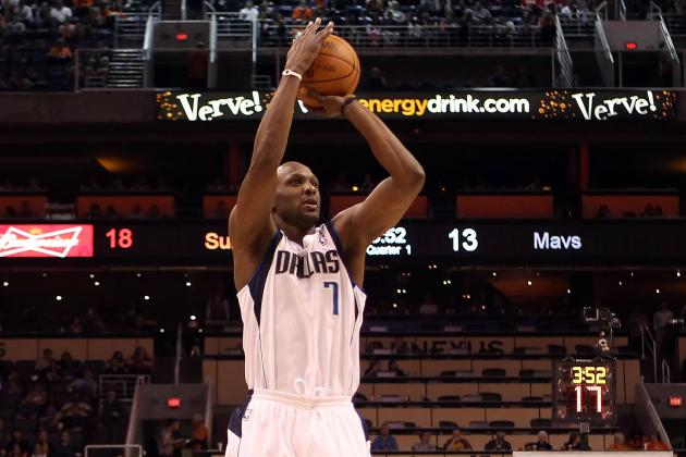 Dallas Mavericks: 5 Reasons Lamar Odom Trade Will Be Worth It Come Playoff Time