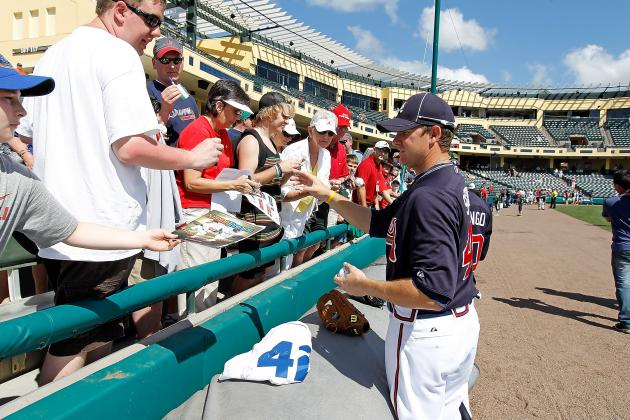 2012 MLB Spring Training: 5 Hottest Position Battles
