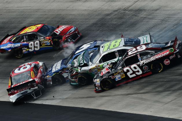 Food City 500: Kevin Harvick, Denny Hamlin Headline 5 Good, 5 Bad
