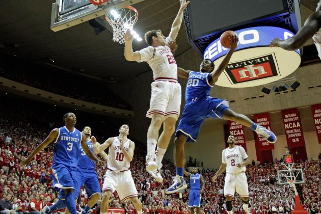 NCAA Tournament 2012: Breaking Down Kentucky vs. Indiana in Sweet 16