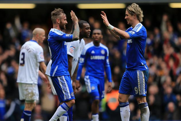 Chelsea FC vs. Leicester City: 5 Things Learned from the FA Cup Win