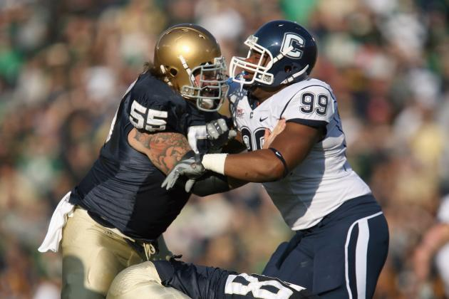 2012 NFL Draft: Ranking the Patriots' Best Defensive First-Round Options