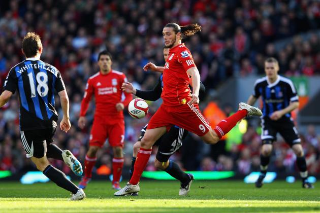 Andy Carroll: 10 Reasons Liverpool Must Resist Selling Their £35 Million Man
