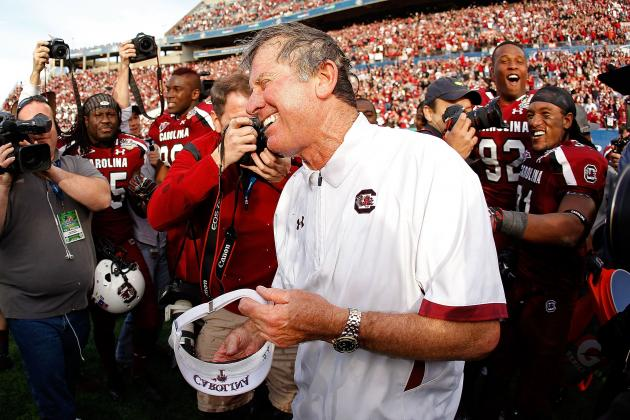 South Carolina Football 2012: Latest News, Updates and More from Spring Practice