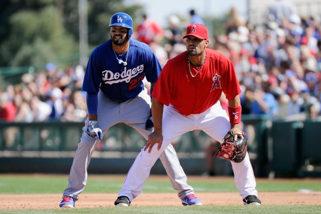 Fantasy Baseball Mock Draft: Draft Positioning of MLB's Top 25 Hitters