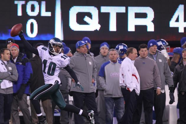 DeSean Jackson: 10 Best Plays of His Career