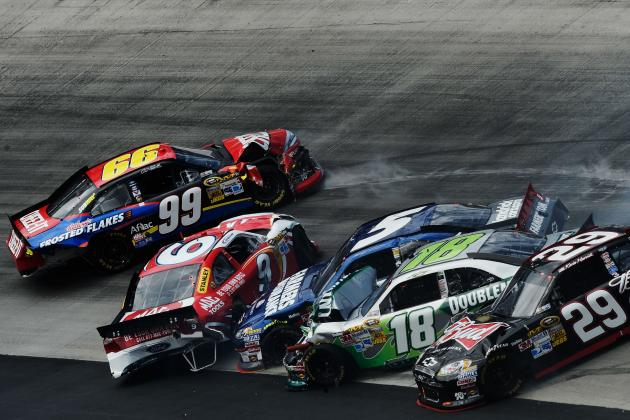 NASCAR Sprint Cup: The Season's 15 Biggest Disappointments