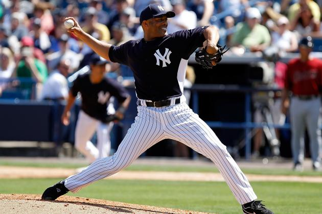 New York Yankees: Ranking the Best Relievers Heading into the 2012 Season