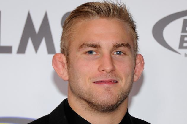 Alexander Gustafsson and the UFC's Most Exciting Emerging Contenders
