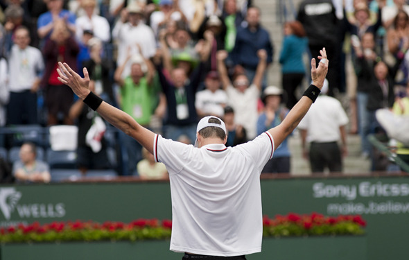 John Isner: 5 Reasons Isner Will Win a Major in 2012