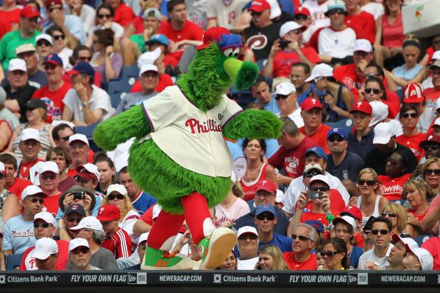 The Philadelphia Phillies and 5 MLB Teams Who Will Disappoint in 2012