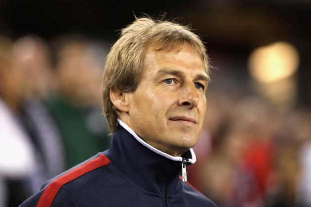 Jurgen Klinsmann: 6 Great Changes He's Made to the USMNT so Far