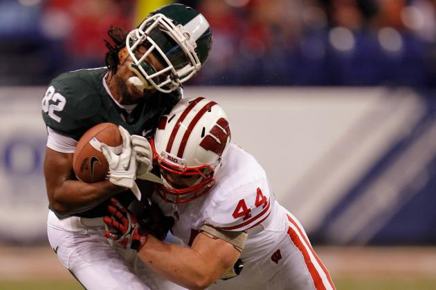 Big Ten Football: Power Ranking 2012 Linebackers
