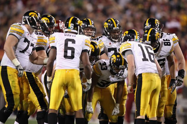 Iowa Football: Breaking Down the Hawkeyes 2012 Schedule