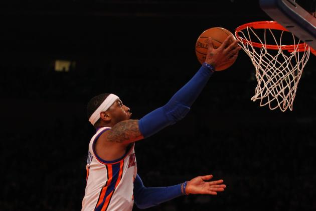 10 Reasons the Knicks and Sixers Are Going in Opposite Directions