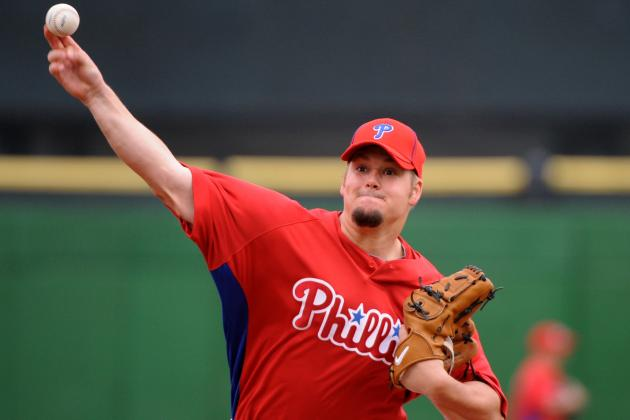 Boston Red Sox: 10 Reasons for and Against Signing Phillies SP Joe Blanton