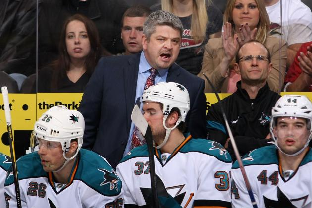 San Jose Sharks Loss Highlights 10 Reasons Why Todd McLellan Is on Hot Seat