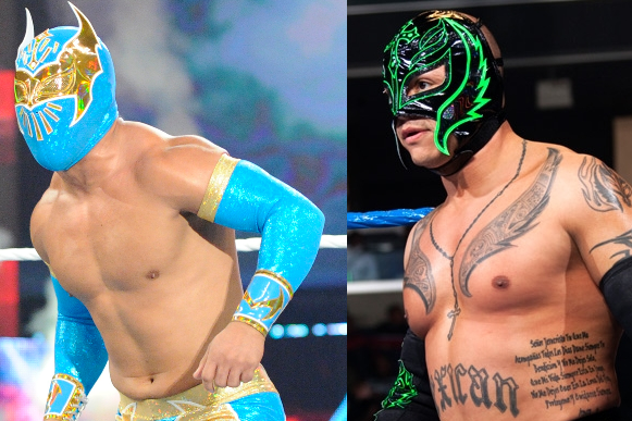 WWE: 5 Reasons Sin Cara and Rey Mysterio Should Be a Tag Team