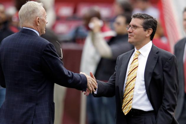 5 NFL Owners That Need To Sell Their Teams ASAP