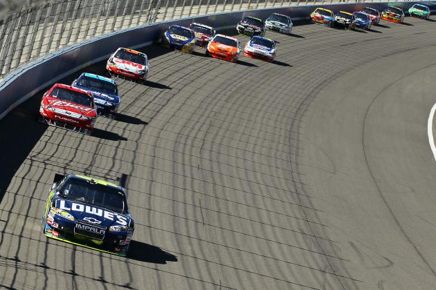 Auto Club 400: Predictions for Top 5