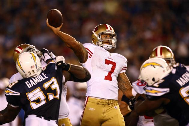 Colin Kaepernick and 5 Players Gaining Most Stock After Peyton Manning Decision