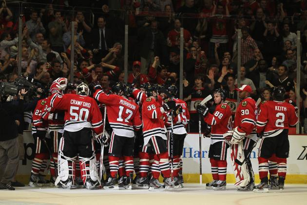 Chicago Blackhawks: 5 Weaknesses to Address Before the Playoffs