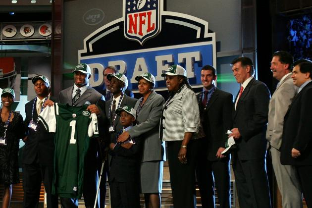 New York Jets 2012 Mock Draft: 7-Round Predictions