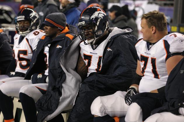 Denver Broncos: 5 Key Veterans Who'll Take a Backseat in 2012