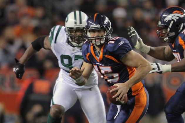 5 Reasons Why the Jets Should Trade for Tim Tebow