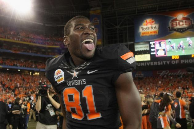 2012 NFL Mock Draft: Full 1st-Round Predictions with Rookie Stat Projections