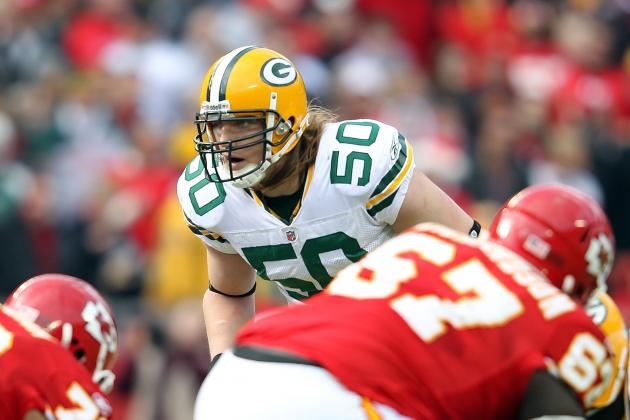 A.J. Hawk & the 4 Green Bay Packers with the Worst Contracts