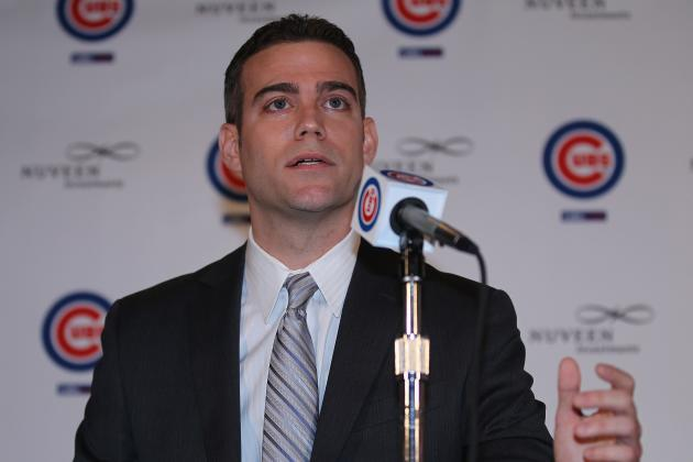 Chicago Cubs: Top Five Prospects in 2012